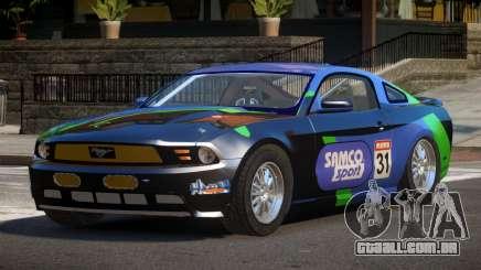 Ford Mustang R-Tuned PJ5 para GTA 4
