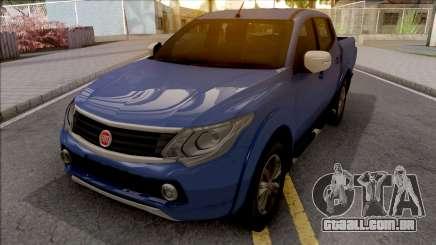Fiat Fullback para GTA San Andreas