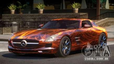 Mercedes Benz SLS AMG GS PJ1 para GTA 4