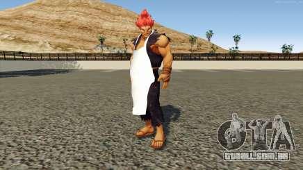 Akuma Gouki Chef Tekken 7 para GTA San Andreas