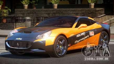 2013 Ferrari F149 PJ1 para GTA 4