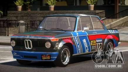 BMW 2002 R-Tuned PJ4 para GTA 4