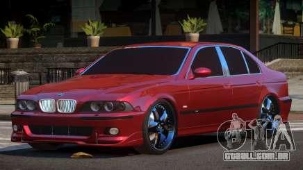 BMW M5 E39 H-Style para GTA 4