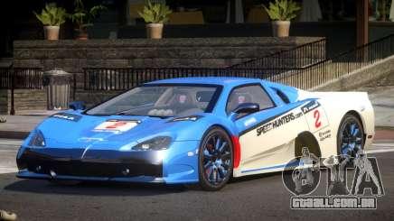 SSC Ultimate GT PJ3 para GTA 4