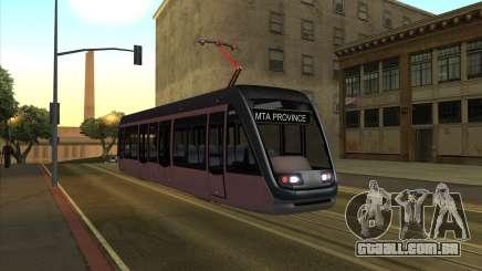 CNR TRAM para GTA San Andreas