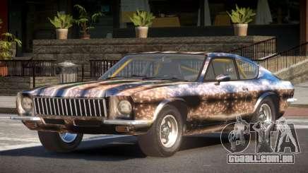 1978 Puma GTB PJ2 para GTA 4