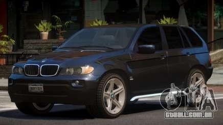 BMW X5 E53 para GTA 4