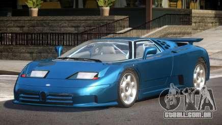 1992 Bugatti EB110 para GTA 4