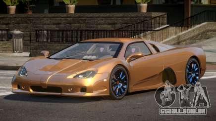 SSC Ultimate GT para GTA 4