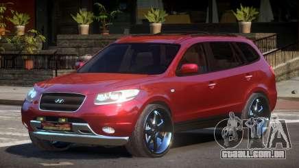 Hyundai Santa Fe GS para GTA 4