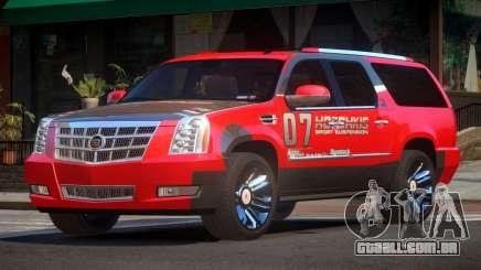 Cadillac Escalade SP PJ2 para GTA 4