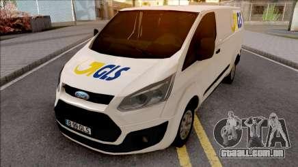 Ford Transit Lite 2016 GLS Courier para GTA San Andreas