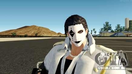 Claudio Serafino Tekken 7 Maquiagem para GTA San Andreas