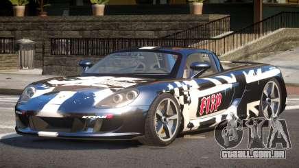 2005 Porsche Carrera GT PJ5 para GTA 4