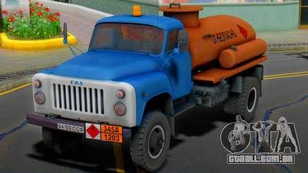 GAZ 53 Inflamável para GTA San Andreas