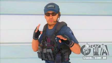 SWAT Technician para GTA San Andreas