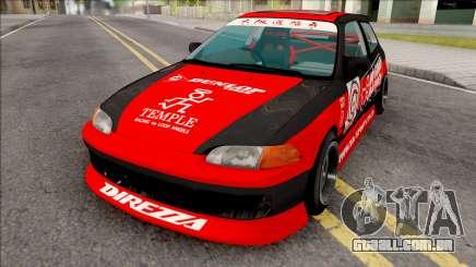 Honda Civic EG6 BN Sports para GTA San Andreas