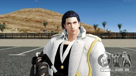 Claudio Serafino Tekken 7 para GTA San Andreas