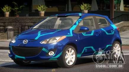 Mazda 2 RS PJ2 para GTA 4