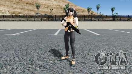 Xiaoyu Tekken 7 para GTA San Andreas