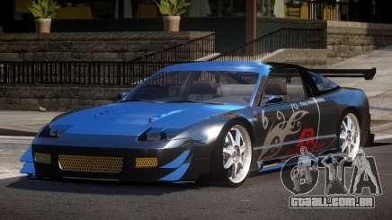Nissan 240SX R-Tuned PJ2 para GTA 4