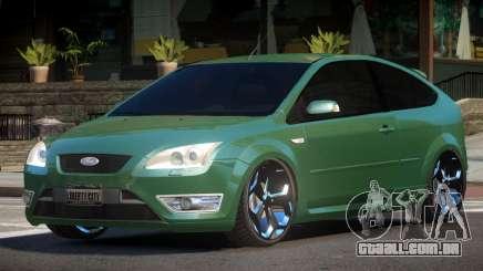 Ford Focus HK para GTA 4