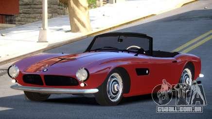 1958 BMW 507 para GTA 4