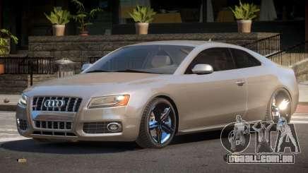 Audi S5 G-Style para GTA 4