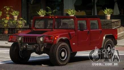 Hummer H1 BS para GTA 4