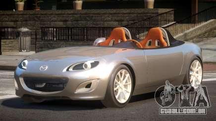 Mazda MX5 L-Tuning para GTA 4