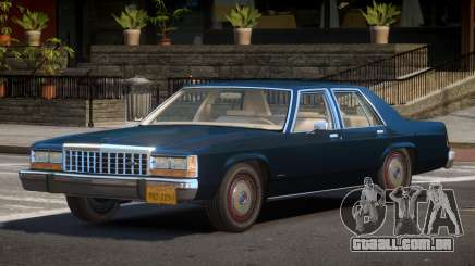 1991 Ford LTD Crown Victoria para GTA 4