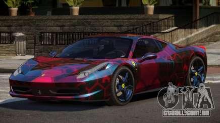 Ferrari 458 PSI PJ3 para GTA 4