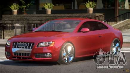 Audi S5 GS para GTA 4