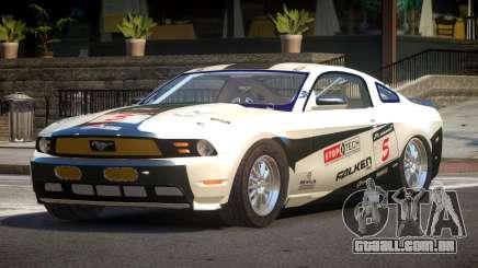 Ford Mustang R-Tuned PJ6 para GTA 4