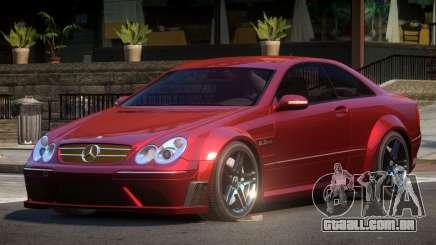 Mercedes Benz CLK63 SR para GTA 4