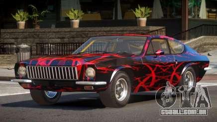 1978 Puma GTB PJ1 para GTA 4
