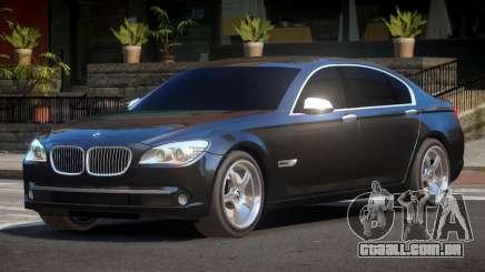 BMW 750Li GS para GTA 4