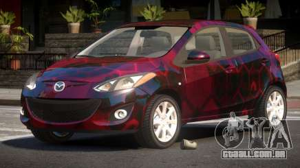 Mazda 2 RS PJ3 para GTA 4