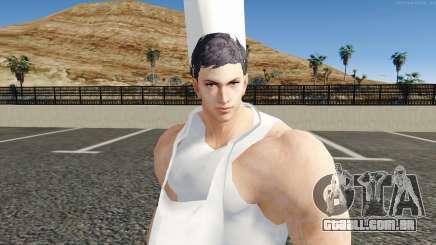 Claudio Serafino Chef Tekken 7 para GTA San Andreas