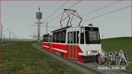 LM-68 M para GTA San Andreas