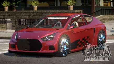 Vapid Flash GT PJ2 para GTA 4