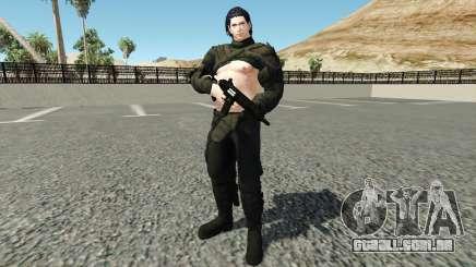 Claudio Serafino Sirius Tekken 7 para GTA San Andreas
