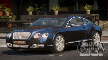 Bentley Continental GT V1.2 para GTA 4