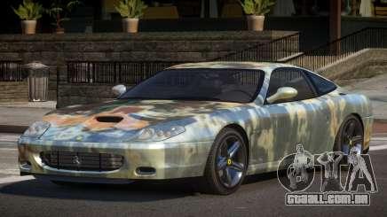 Ferrari 575M GT PJ4 para GTA 4