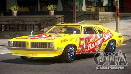 Declasse Stallion Burger Shot para GTA 4
