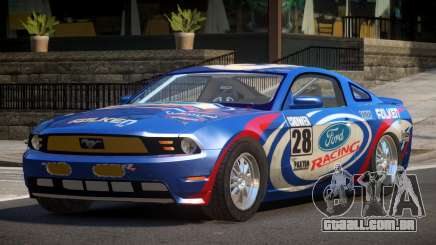 Ford Mustang R-Tuned PJ2 para GTA 4