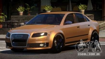 Audi RS4 SN para GTA 4