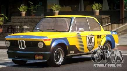 BMW 2002 R-Tuned PJ1 para GTA 4