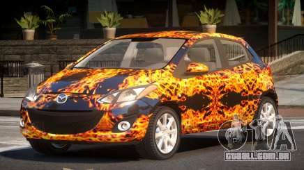 Mazda 2 RS PJ1 para GTA 4