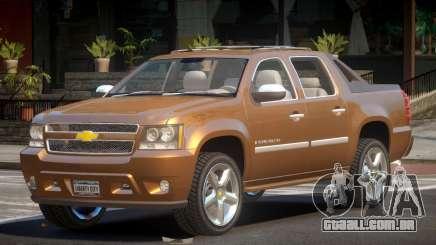 Chevrolet Avalanche PSI para GTA 4